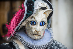 Venice Carnival 2015 Royalty Free Stock Photography