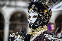 Venice Carnival 2015 Stock Images