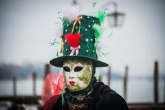 Venice Carnival 2015 Stock Image