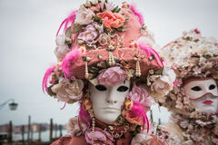 Venice Carnival 2015 Royalty Free Stock Images