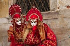 Venice Carnivale Royalty Free Stock Image