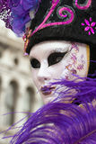 Venice Carnivale Royalty Free Stock Photo