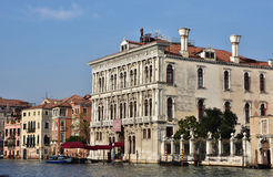 Venice Casino on Canal Grande Stock Images