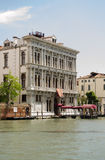 Venice Casino, Grand Canal. View from the Grand Canal of the historic Casino in Venice, Italy Royalty Free Stock Images