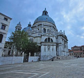 Venice cathedral Stock Image