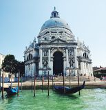 Venice. Cathedral in Venice, Italy Stock Photos