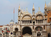 Venice. The Cathedral Of St. Mark. Royalty Free Stock Photography