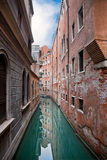 Venice channel Royalty Free Stock Image