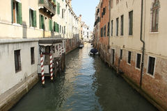 Venice channel Royalty Free Stock Images