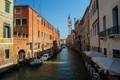 Venice channel Stock Photos