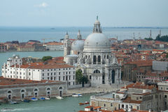 Venice_church fotografie stock