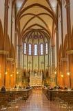 Venice - Church San Francesco or Saint Francis. Stock Photos
