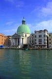 Venice church Stock Photography