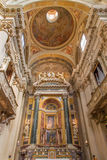 Venice - church Santa Maria della Vita Royalty Free Stock Images