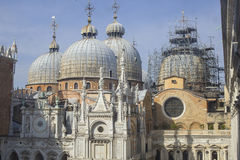 Venice churches Stock Photography