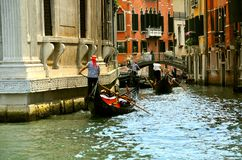 Venice city , Italy Royalty Free Stock Images
