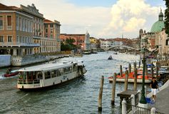 Venice city , Italy Stock Photography