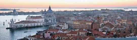 Venice city Italy panorama. Stock Image