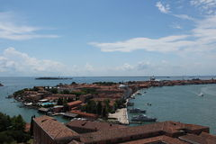 Venice city view Royalty Free Stock Images