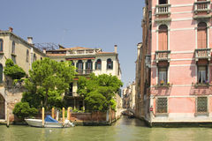 Venice, a city on the water Royalty Free Stock Photos