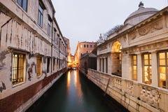Venice cityscape royalty free stock photo
