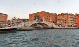 Free Venice Cityscape Castello District At Sunset, Italy. Stock Photos - 86400303