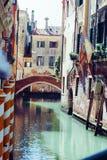 Venice cityscape closeup Stock Image
