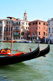 Venice Cityscape - Grand Canal Royalty Free Stock Photography