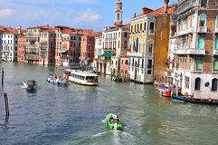 Venice cityscape, Italy  Stock Photography