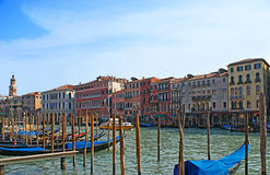The Venice cityscape Stock Photo