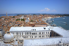 Venice cityscape Italy Royalty Free Stock Images