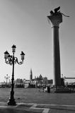 Venice Cityscape - St Mark's Square Stock Photography
