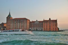 Venice cityscape Royalty Free Stock Images