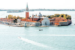 Venice cityscape view Stock Photography