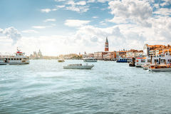 Venice cityscape view Stock Photos
