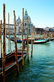Venice on a clear day royalty free stock images