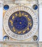 Venice Clock Stock Photos