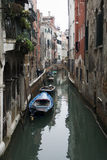 Venice Cloudy Day - Italy Royalty Free Stock Photos