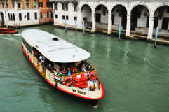 Venice cruise Royalty Free Stock Photography