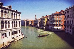 Venice. Day view Royalty Free Stock Photography