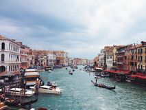 Venice during Daytime Stock Image