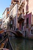 Venise canal, Italy royalty free stock photos