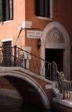 Venice Devils Bridge Royalty Free Stock Image