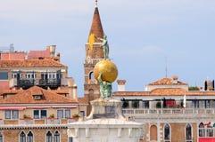 Venice Dogana da Mar Royalty Free Stock Photo