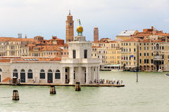 Venice  Dogana da Mar Royalty Free Stock Image