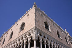 Venice, Doge Palace Royalty Free Stock Images