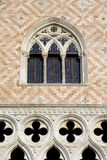 Venice - Doge palace - facade Royalty Free Stock Photos