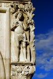 Venice - the Doge's palace Royalty Free Stock Photos