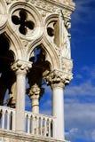 Venice - the Doge's palace Royalty Free Stock Photography