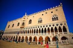 Venice - The Doge's Palace Stock Photography